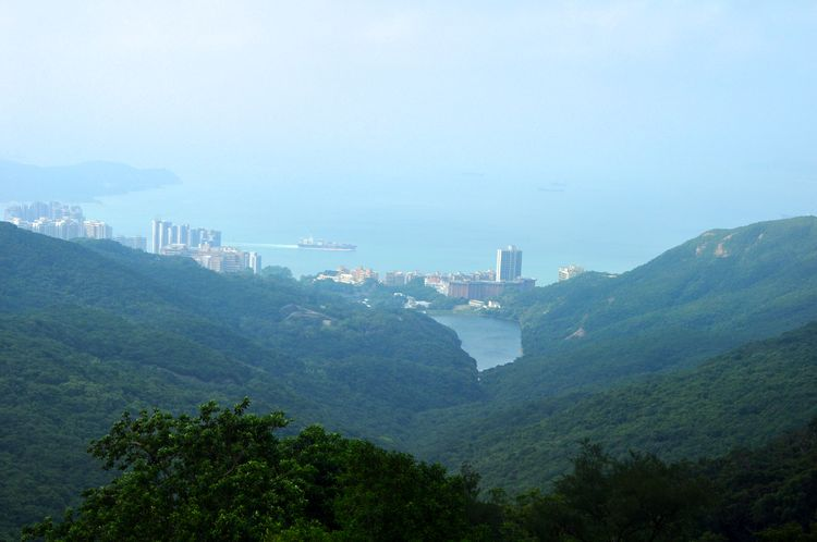 Pearl River, Hong Kong